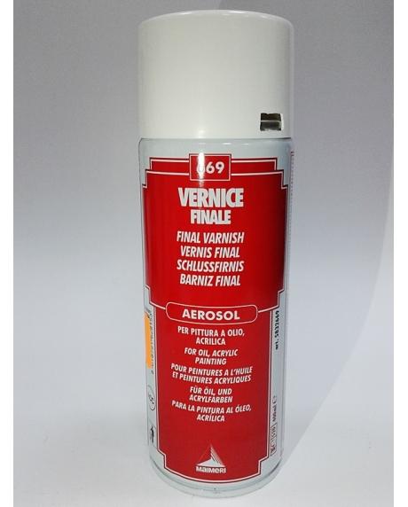 Vernis final lucios aerosol 400ml