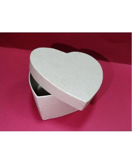 Cutie in forma de inima 10.5x9.5x5 cm