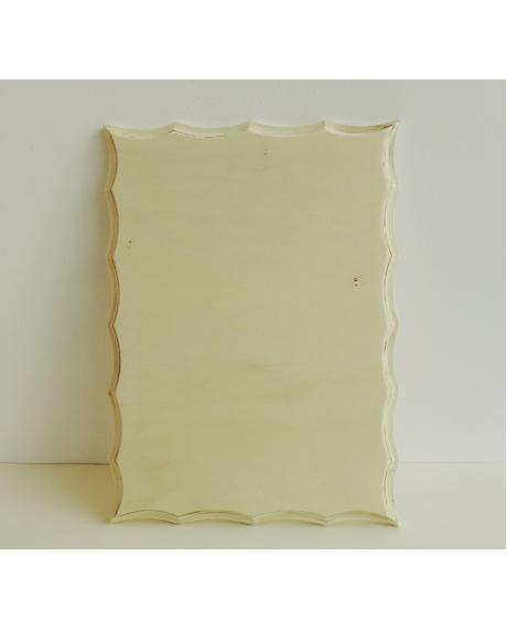 Placa lemn 30x22 cm