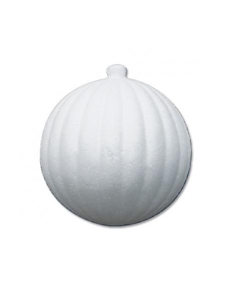 Glob din polistiren spiralat in lungime 8,5x8 cm