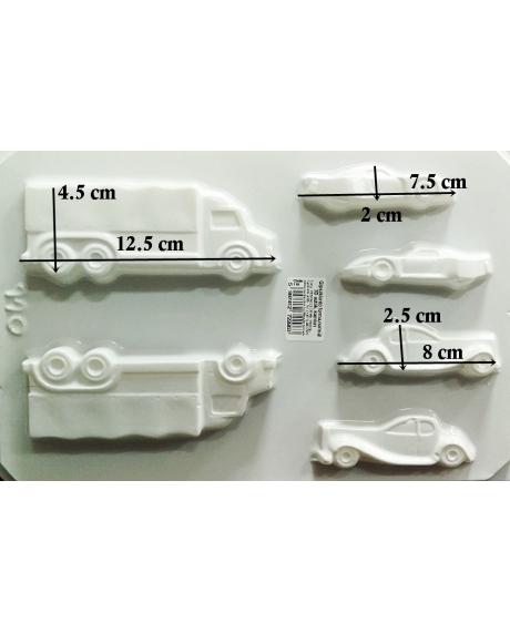 Mijloace transport 3D- masini