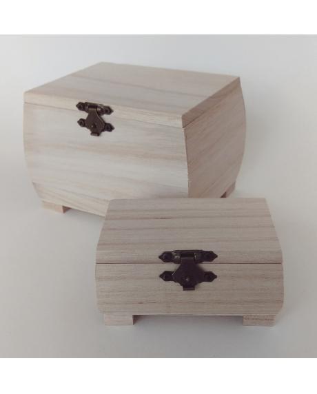 Cutie cu picioare 9.5x5.5x5 cm
