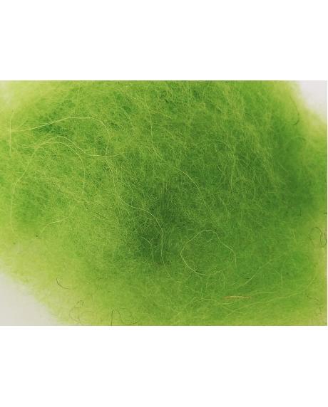 Lana verde deschis (50 g)