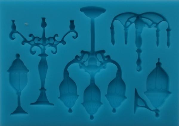 Mulaj din silicon-lampa-lustra-candelabru