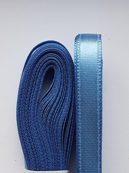 Saten albastru otel 10 mm