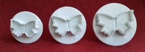 Set forme cutter cu 3 fluturi