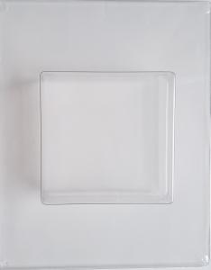 Matrita pentru turnat cuboid 14.5 x 14.5 x 7 cm