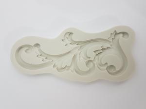 Mulaj din silicon ornament