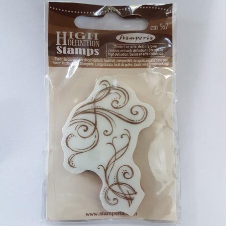 Stampila silicon - Ornament