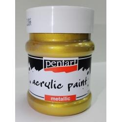 Vopsea acrilica aur antic (230 ml)
