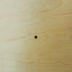 Cadran ceas patrat 25x25x0.3 cm